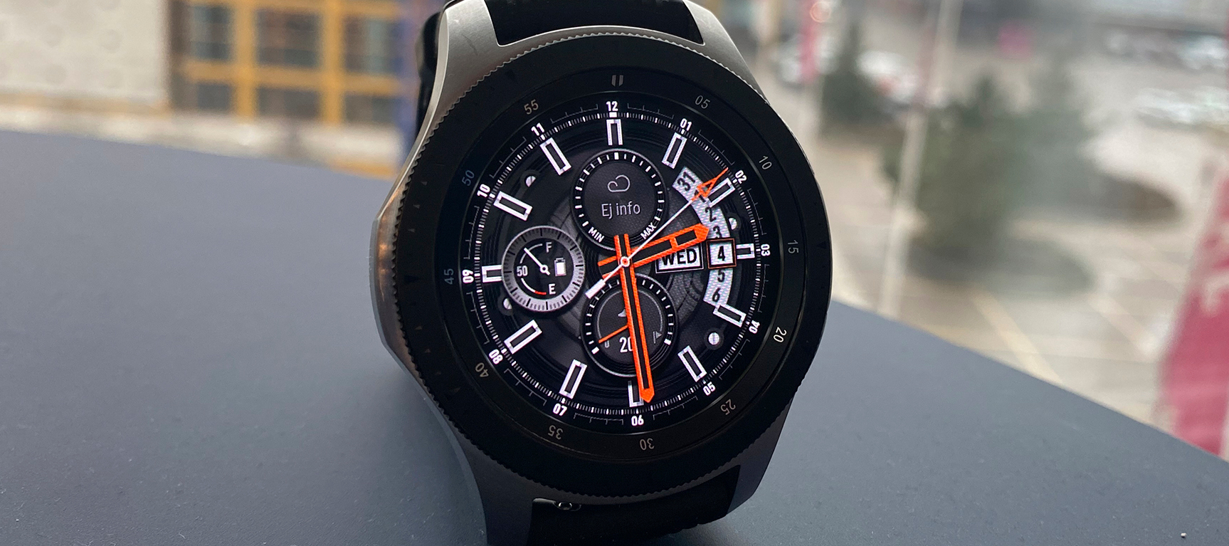 Recension - Samsung Galaxy Watch