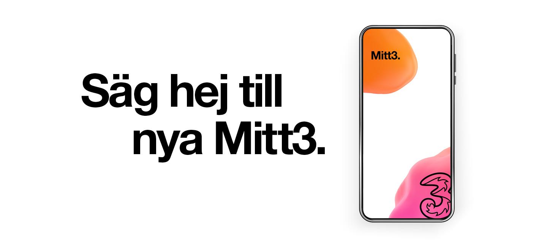 Nya Mitt3-appen
