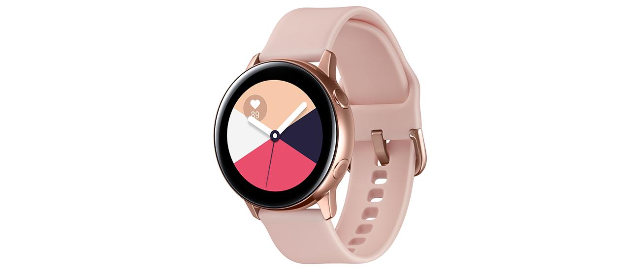 Ta din träning till nästa nivå med Samsung Galaxy Watch Active