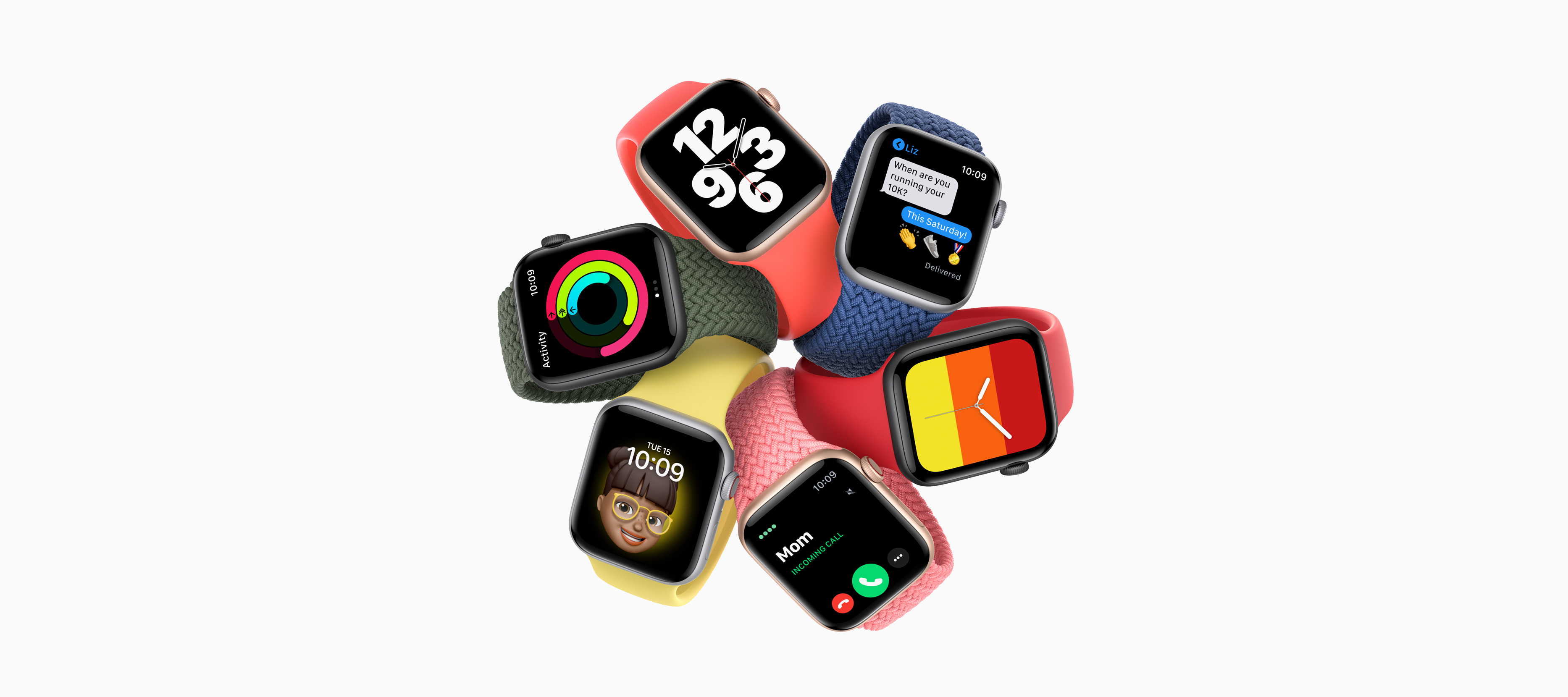 Apple Watch (GPS + Cellular)