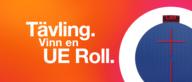 Var med och rösta - tävla om en UE Roll