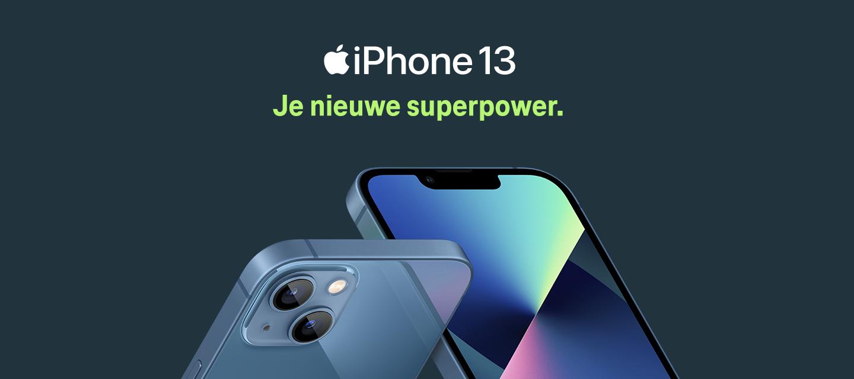 [Info] Levertijden Apple iPhone 13