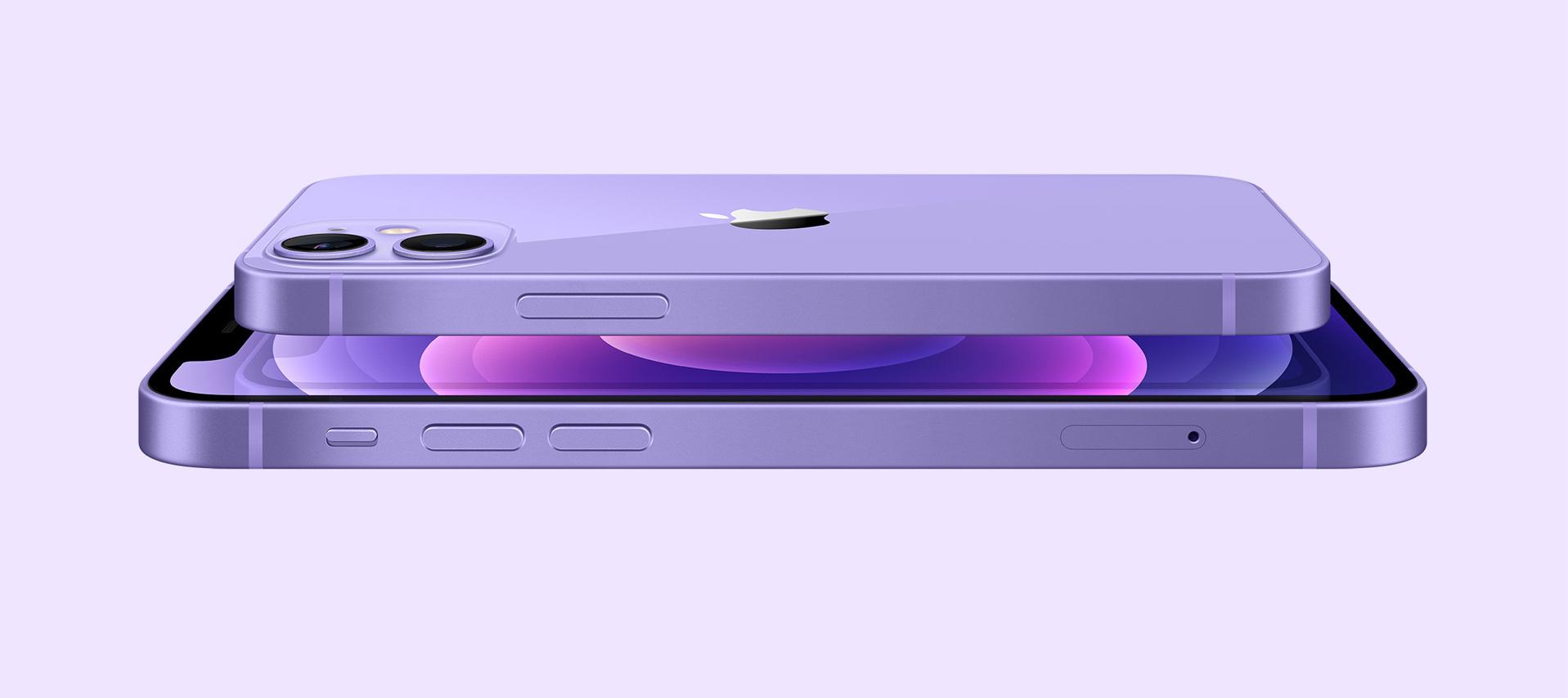 [Info] Levertijden en FAQ iPhone 12 en 12 mini Paars