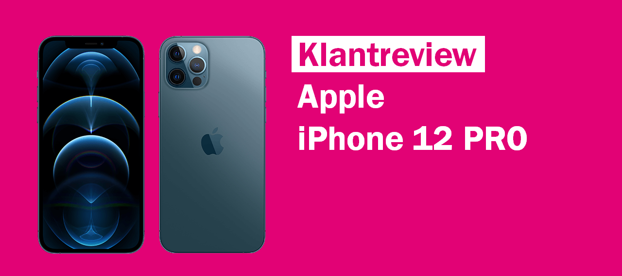 [REVIEW] iPhone 12 Pro