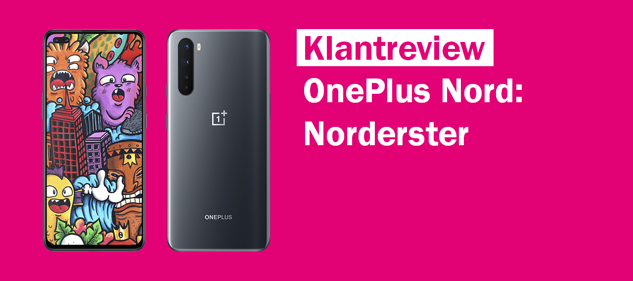 [REVIEW] OnePlus Nord: Norderster