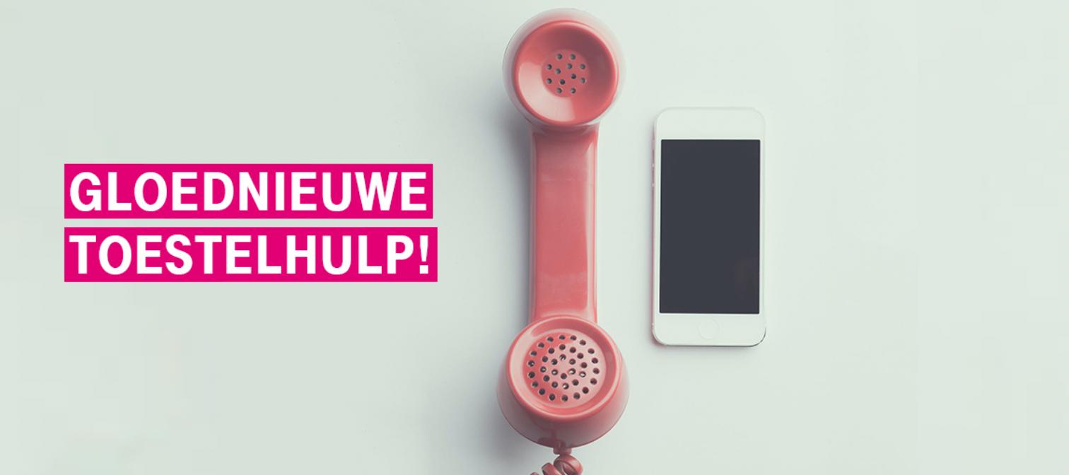 [Nieuw] De vernieuwde Toestelhulp pagina van T-Mobile!