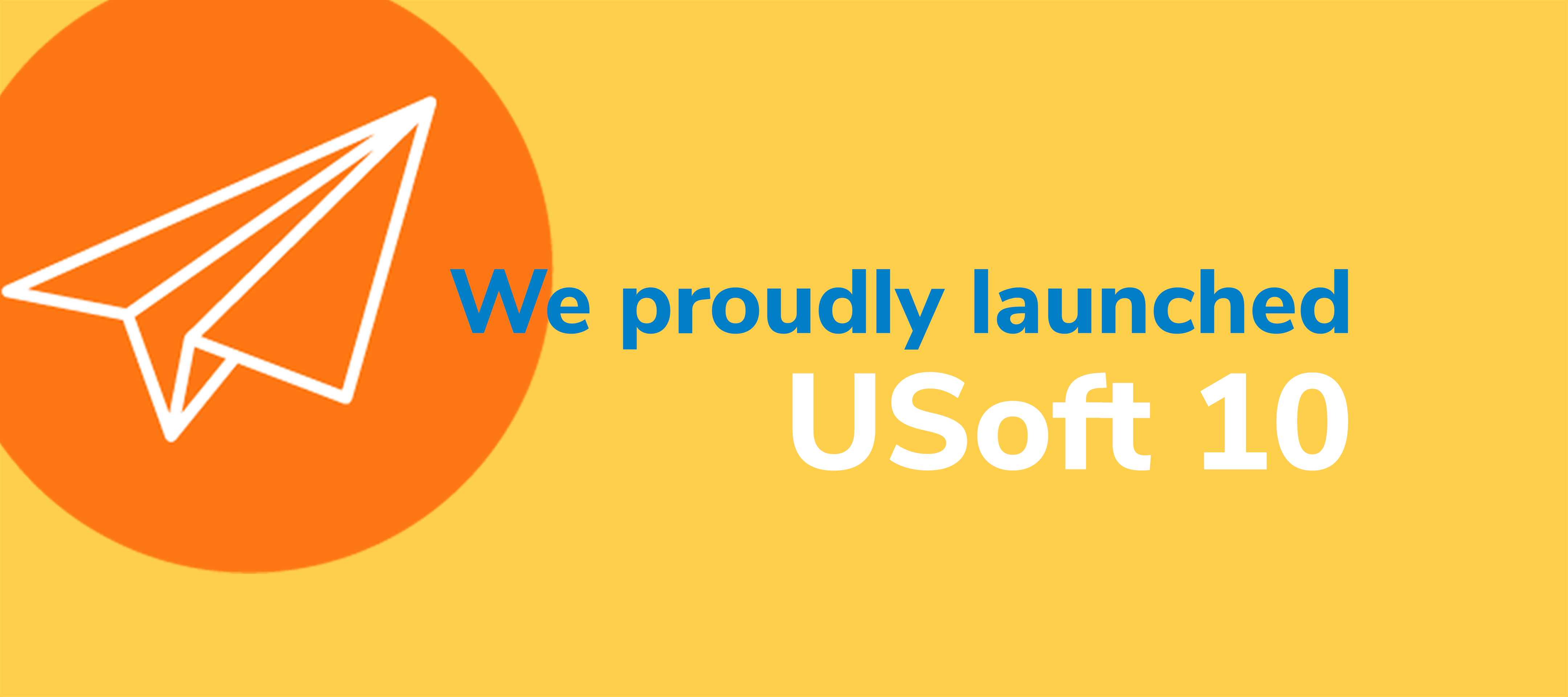 USoft 10 is launched, what is new at a glance