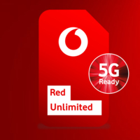 Vodafone Red Unlimited