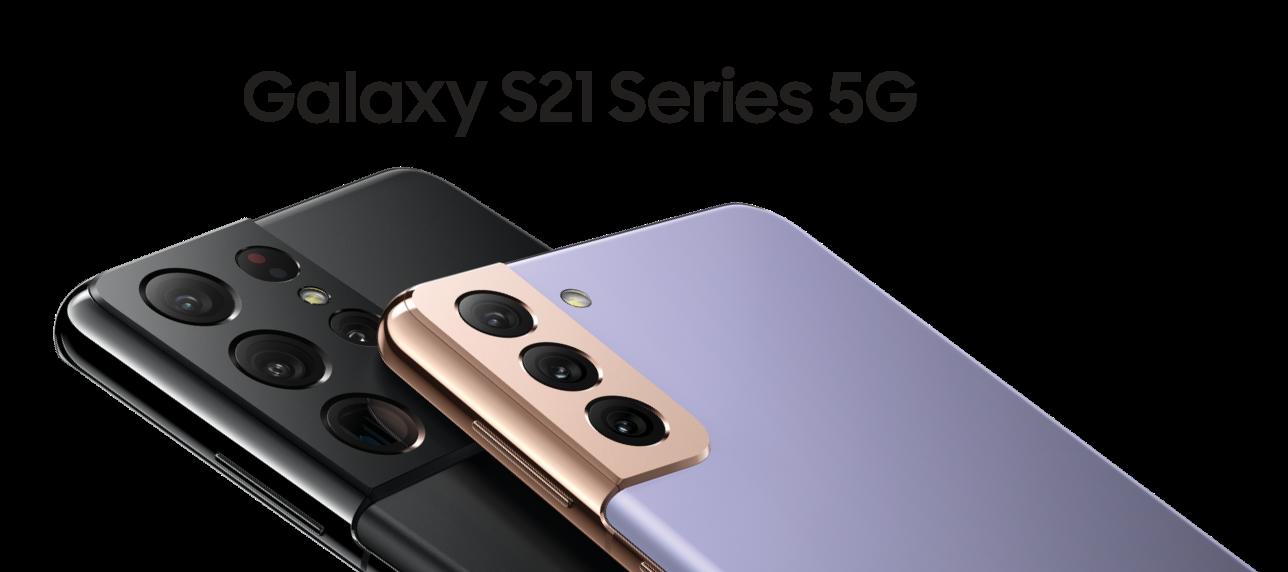 De Samsung Galaxy S21 (5G), S21 (5G) + en de S21 Ultra (5G) zijn er!