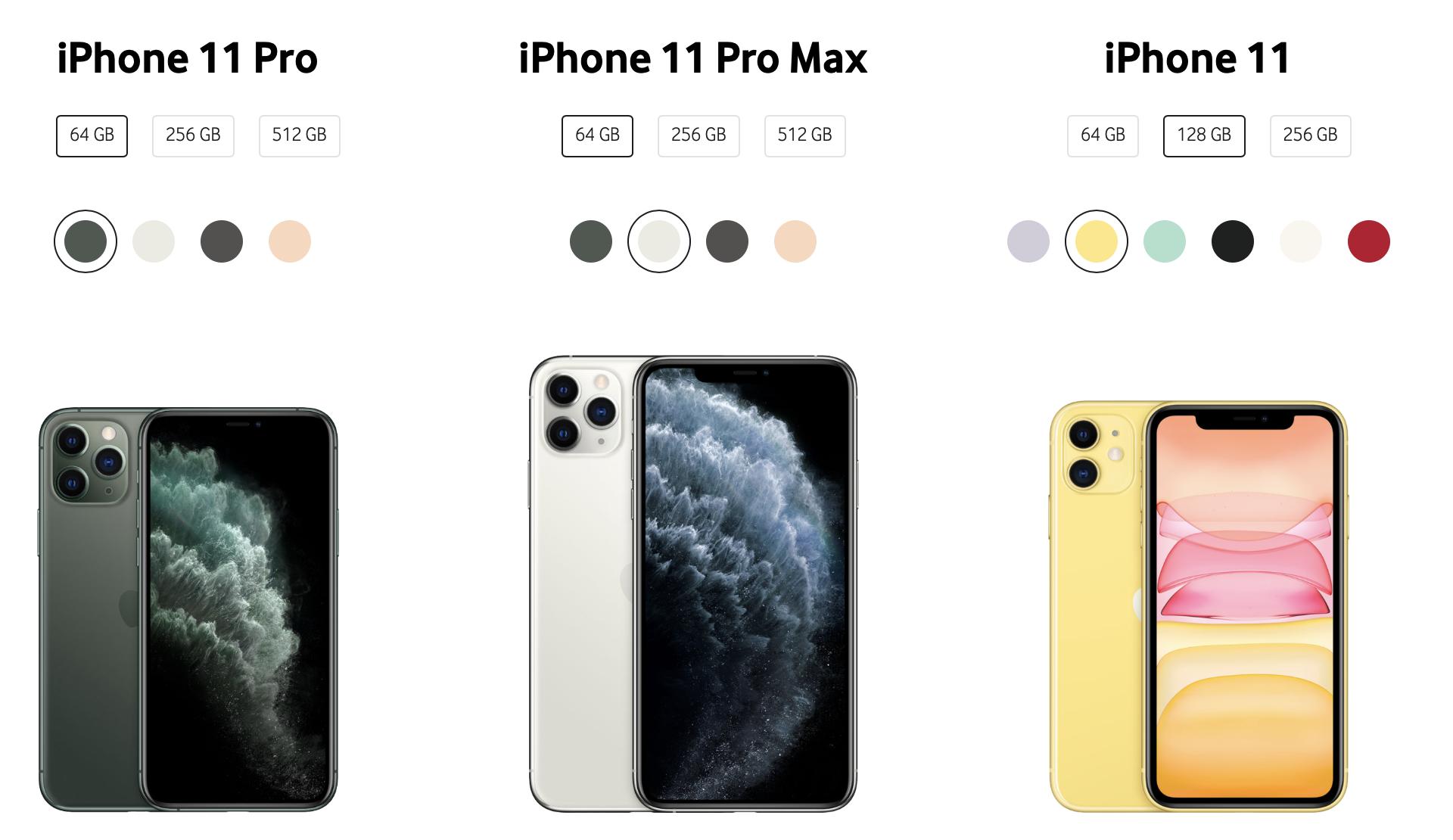 Iphone 11 Inch - gading