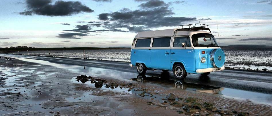 Camping-car solaire : voyagez grâce au soleil