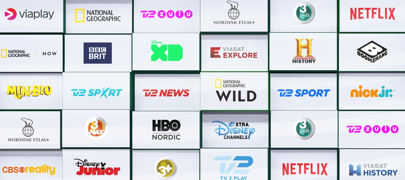Nu kan du vælge TV 2 PLAY i Bland Selv