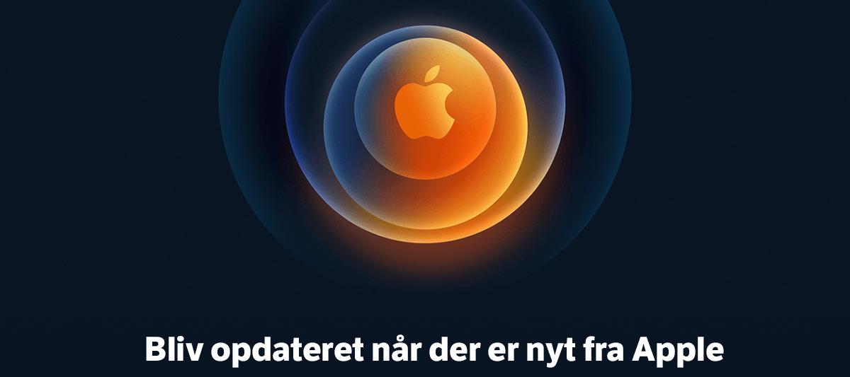 Apple holder Keynote på tirsdag 13. okt. - Nu er iPhone 12 landet!